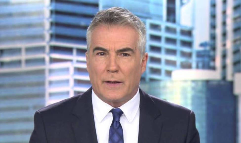 David Cantero en Telecinco
