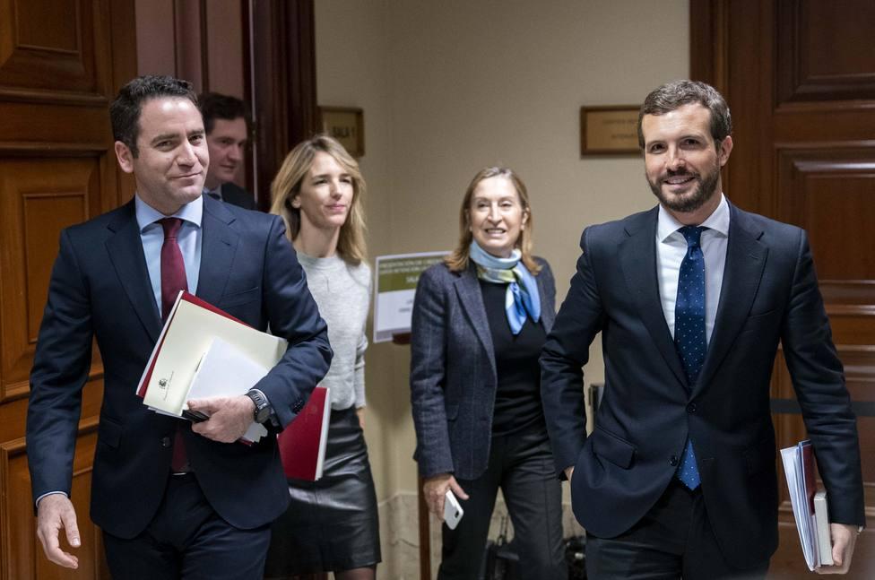 El PP quiere llegar hasta el final en la investigación del supuesto trato de favor de la Fiscalía con Iglesias