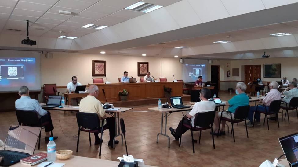 Los religiosos de los Sagrados Corazones elaboran su nuevo plan que incluye la sostenibilidad como eje