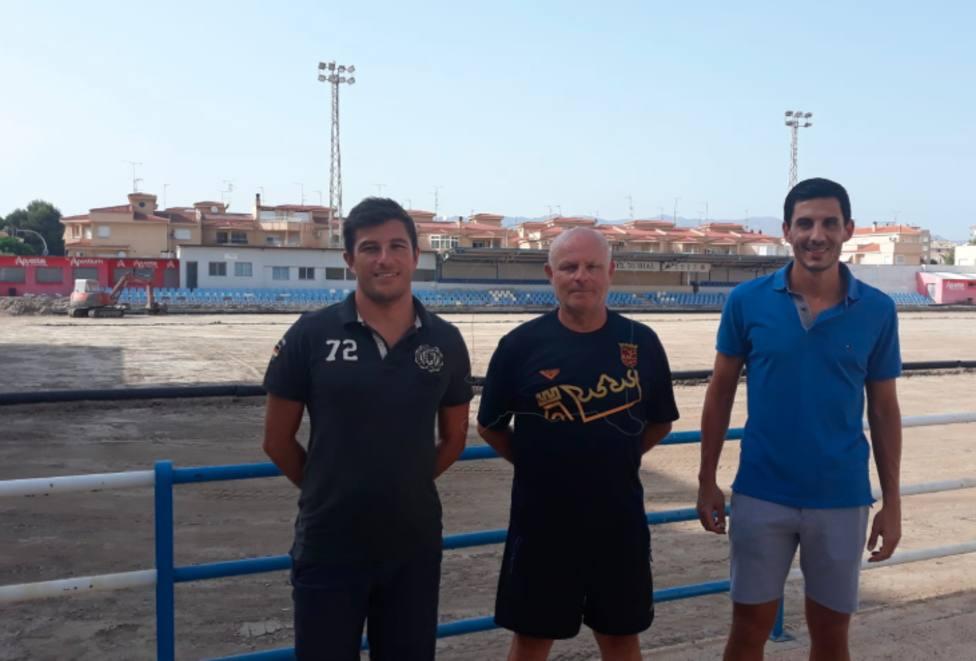 Felipe Cano será el entrenador del filial del Águilas FC