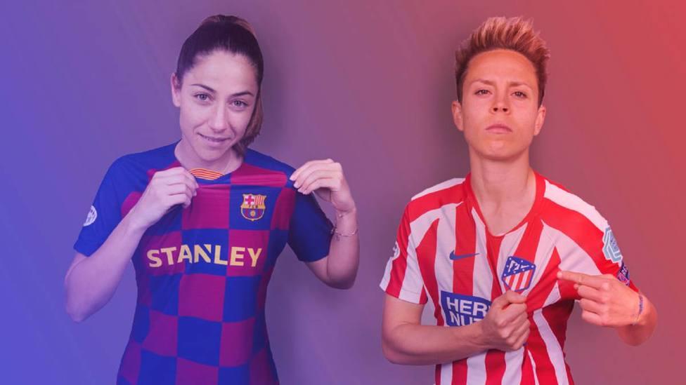 El Atlético y el Barcelona elevan su pulso a Europa