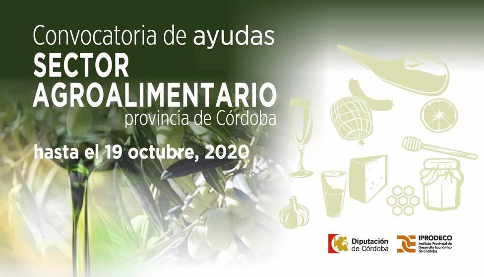 Iprodeco abre una convocatoria para apoyar la comercialización de las empresas agroalimentarias