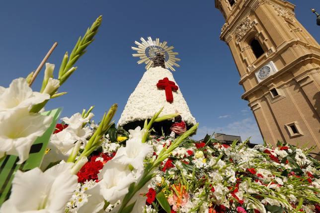Historia Devoción Y Milagros De La Virgen Del Pilar Primera Aparición Mariana De Todos Los Tiempos Iglesia Española Cope