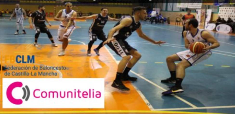 Comunitelia, sponsor principal de la 1ª Nacional de Baloncesto Masculino de CLM