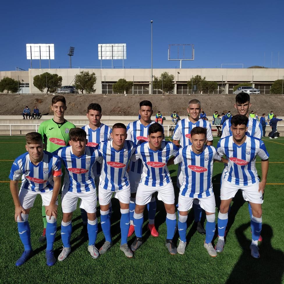 El Lorca CF Base DH golea al Alhama