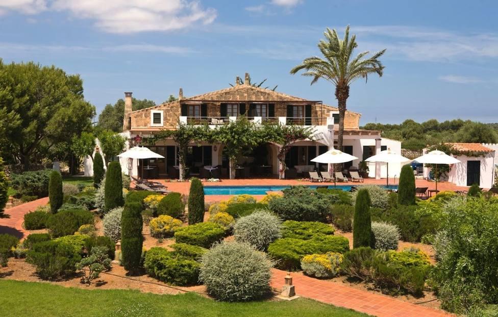 El hotel Morvedra Nou primero idóneo para observar estrellas en Menorca