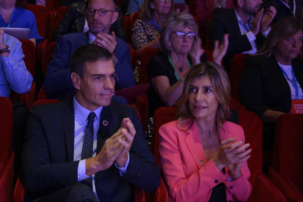La esposa de Pedro Sánchez codirigirá una cátedra sin ser ni licenciada, según ABC