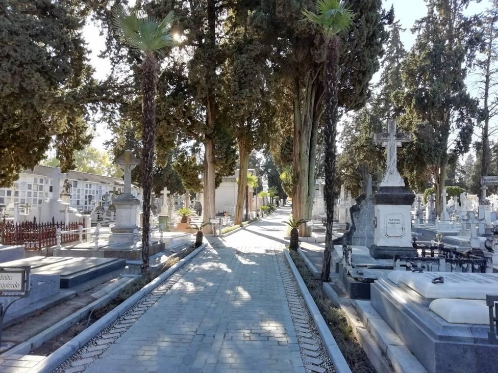 Los cementerios reciben 21.196 visitas por cita previa durante el mes de la campaña de Los Santos