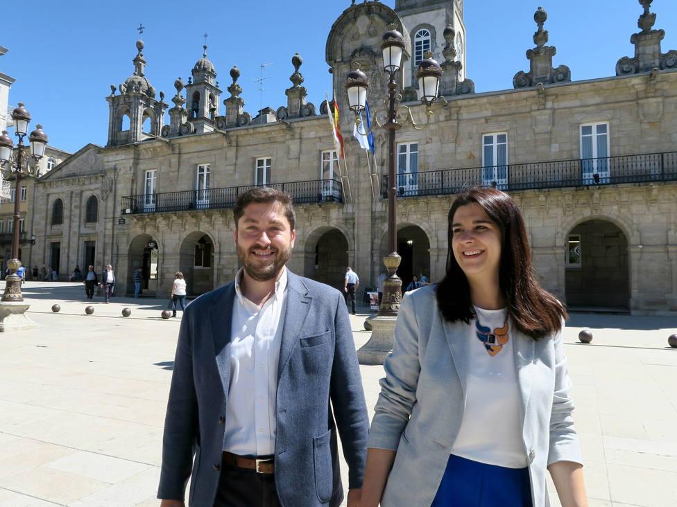 """CS denuncia ante la Valedora la falta de """"transparencia"""" del gobierno local de Lugo"""