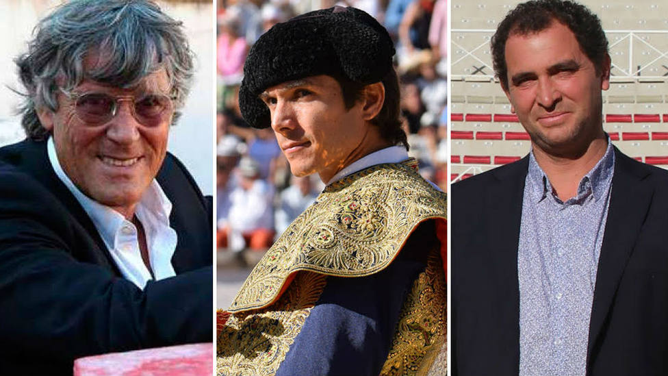Simón Casas, Sebastián Castella y Olivier Margé, nuevos empresarios de la plaza de toros de Beziers