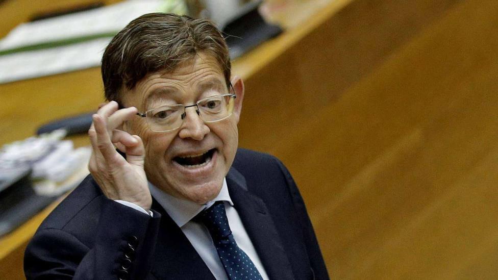 Ximo Puig ve en Madrid un cierto movimiento independentista