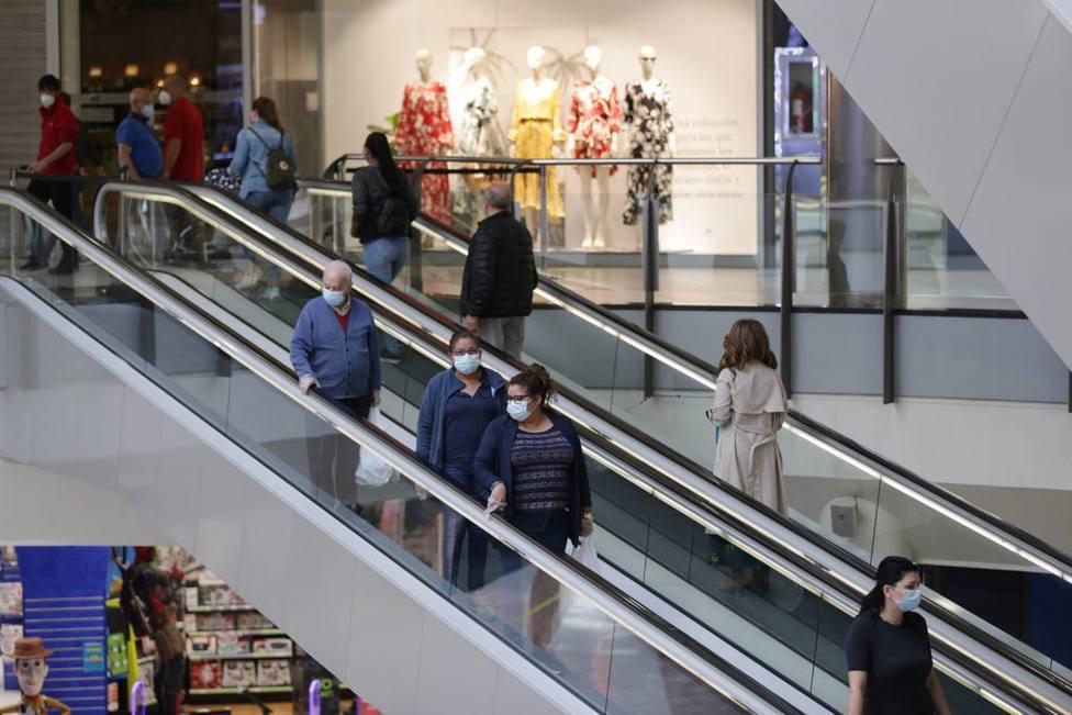 LAssociació de Centres Comercials de Catalunya calcula pérdidas de 500 millones de euros por el cierre