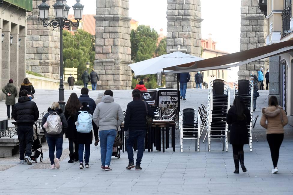 Castilla y León dobla los nuevos contagios al registrar 835 nuevos positivos desde ayer