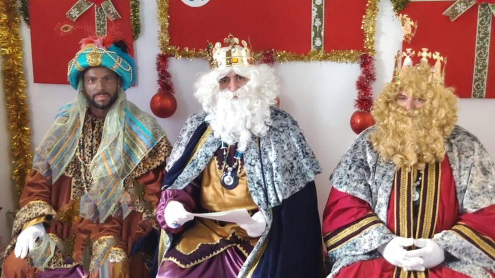 reyes magos armilla