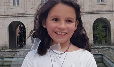 La madre de Teresita Castillo cuenta que la pequeña siempre quiso ser misionera