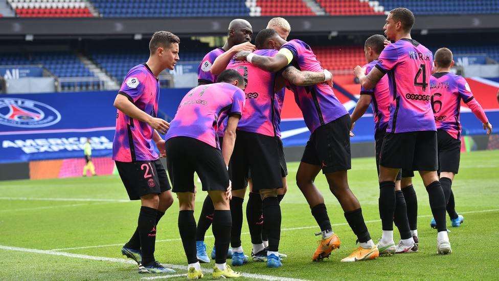 Sufrida victoria del PSG