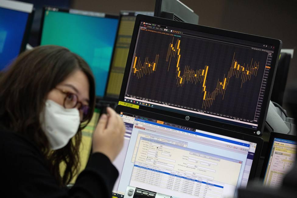 Los inversores tienen vértigo a la marcha de la pandemia