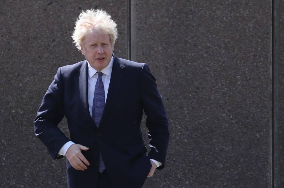 Johnson asegura que no descarta nada ante la propagación de la variante india en Reino Unido