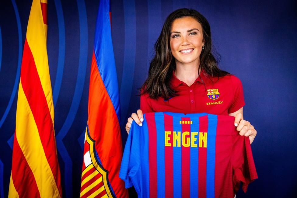 Ingrid Engen, primer fichaje del Barça