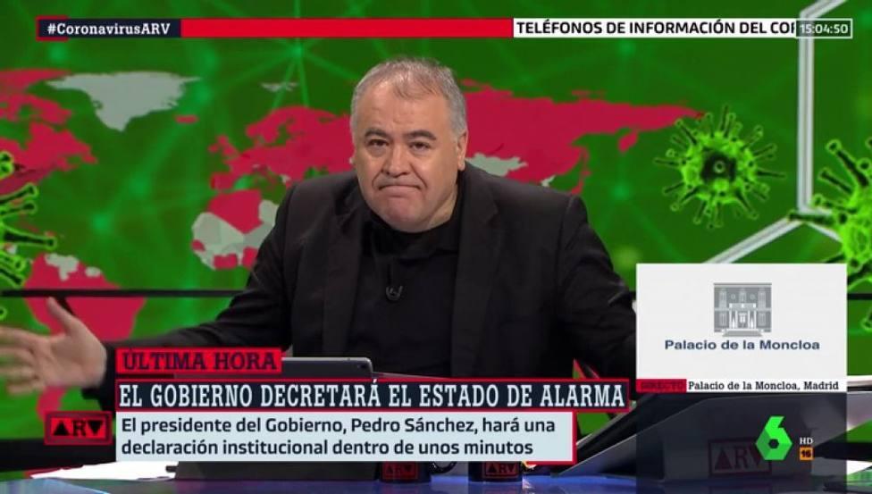 Cambio drástico en Al Rojo Vivo: los espectadores no pueden creerlo