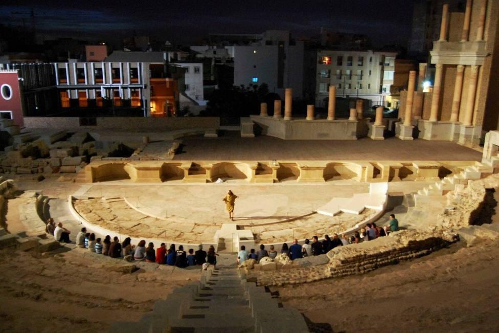 Noches mágicas con Puerto de Culturas