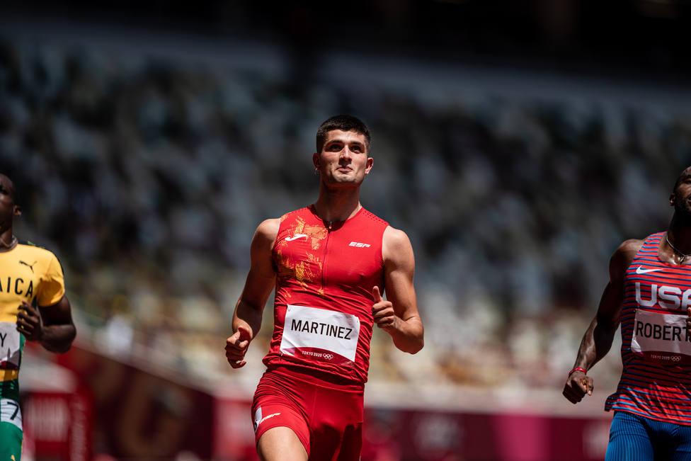 Juegos Olímpicos Tokyo 2020 - Día 12 - Atletismo