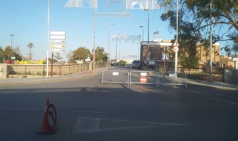 El Ayuntamiento señaliza cerca de 9.000 plazas de aparcamiento en diferentes zonas con motivo de la Feria