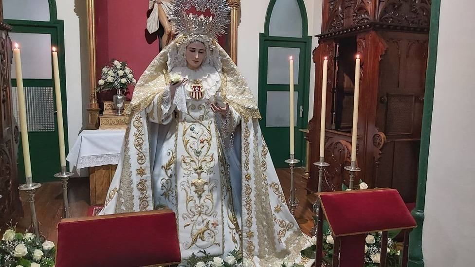 Nuestra Señora la Virgen de la Merced