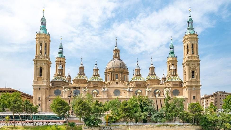TRECE emite el martes, 12 de octubre, la Santa Misa desde la Basílica del Pilar en Zaragoza