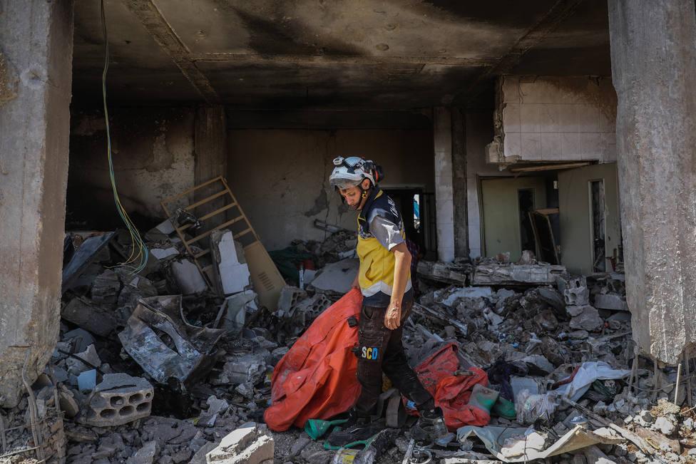 La explosión de un coche bomba en Siria deja al menos seis fallecidos