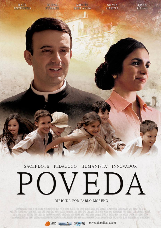 Guadix acoge este viernes el estreno de Poveda con la presencia del director y actores
