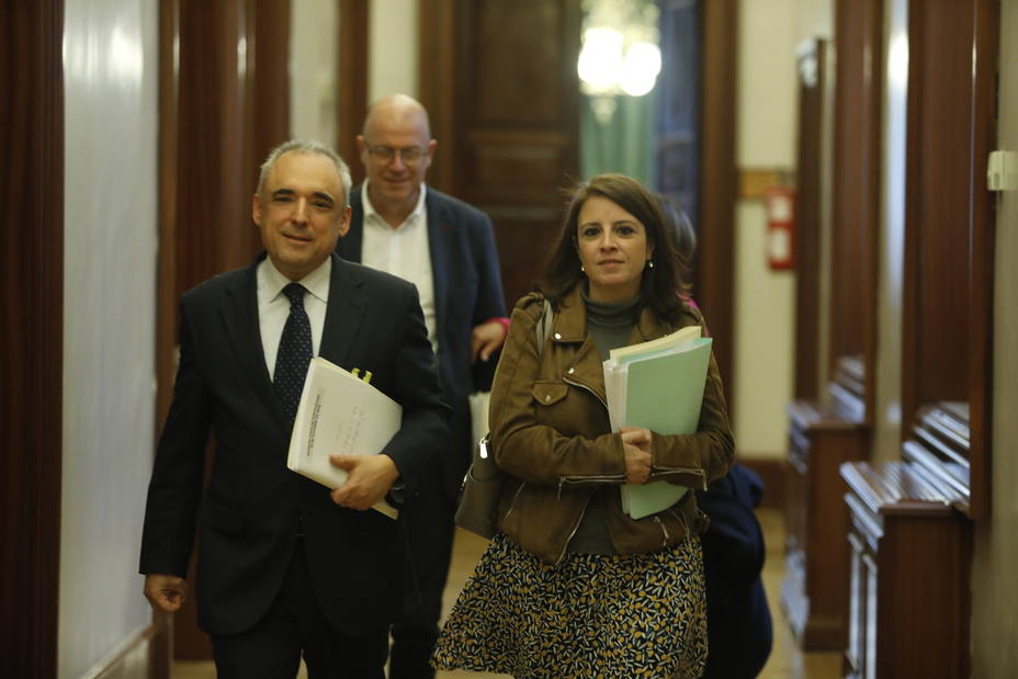 El PSOE insiste en que Casado debe expulsar a Cospedal al Grupo Mixto tras demostrarse sus encargos a las cloacas