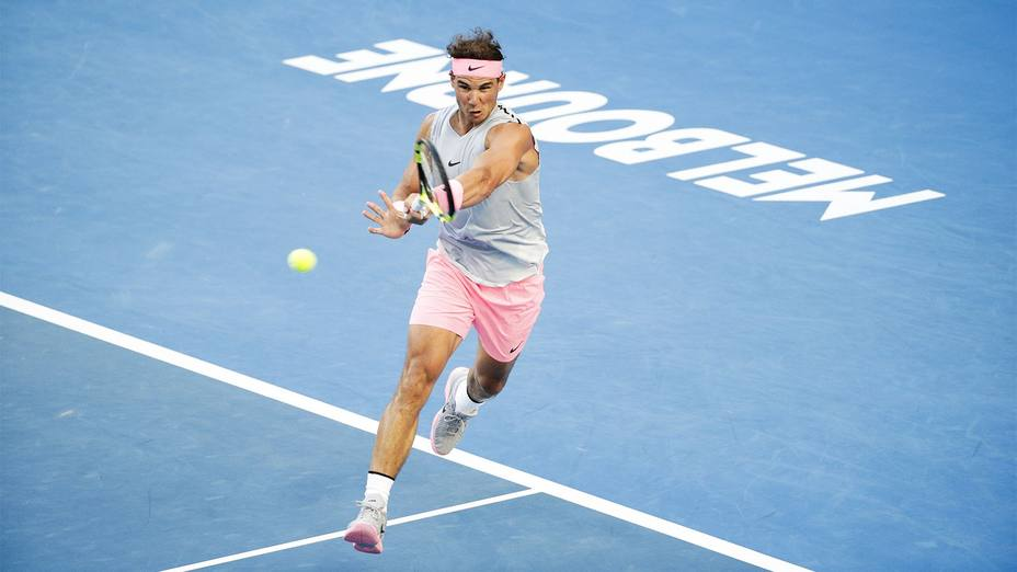 Tenis/Australia.- Nadal debutará en Melbourne ante Duckworth y tendría un cuadro amable hasta cuartos
