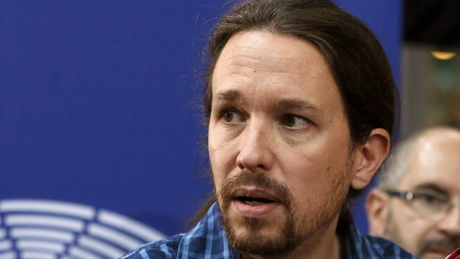 Pablo Iglesias califica de inaceptable la detención de los tres reporteros de EFE