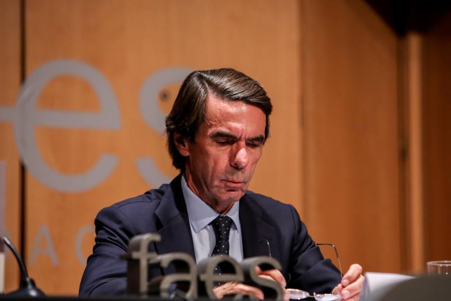 FAES apela al 155 de la Constitución como solución política al conflicto que se vive en Cataluña