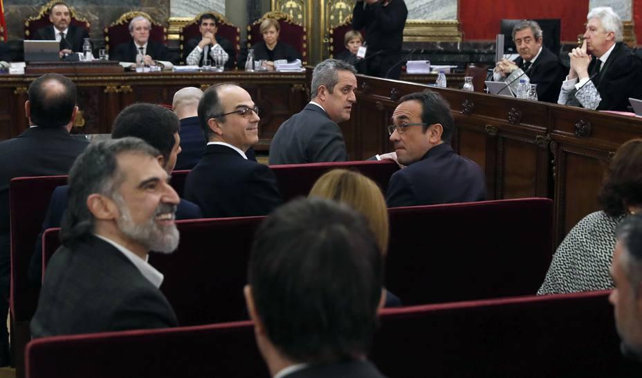 ¿Cómo ve Europa el juicio del procés?