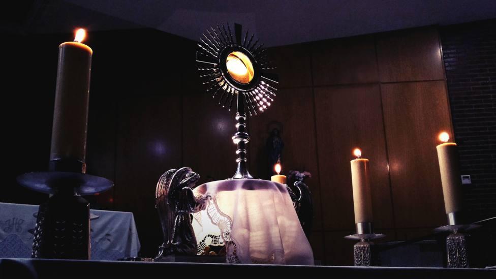 El emotivo mensaje de la parroquia de Sanchinarro profanada: Se han llevado a mi Señor...