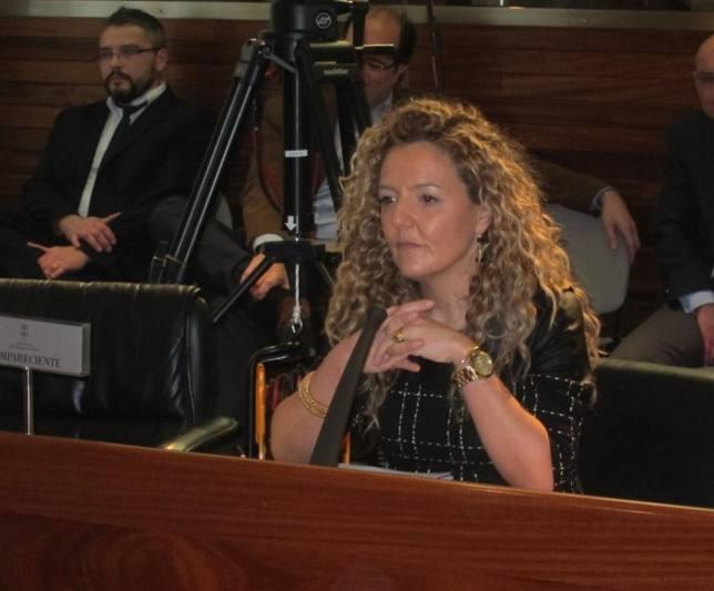 Teresa Mallada investigada por el geriátrico de Felechosa