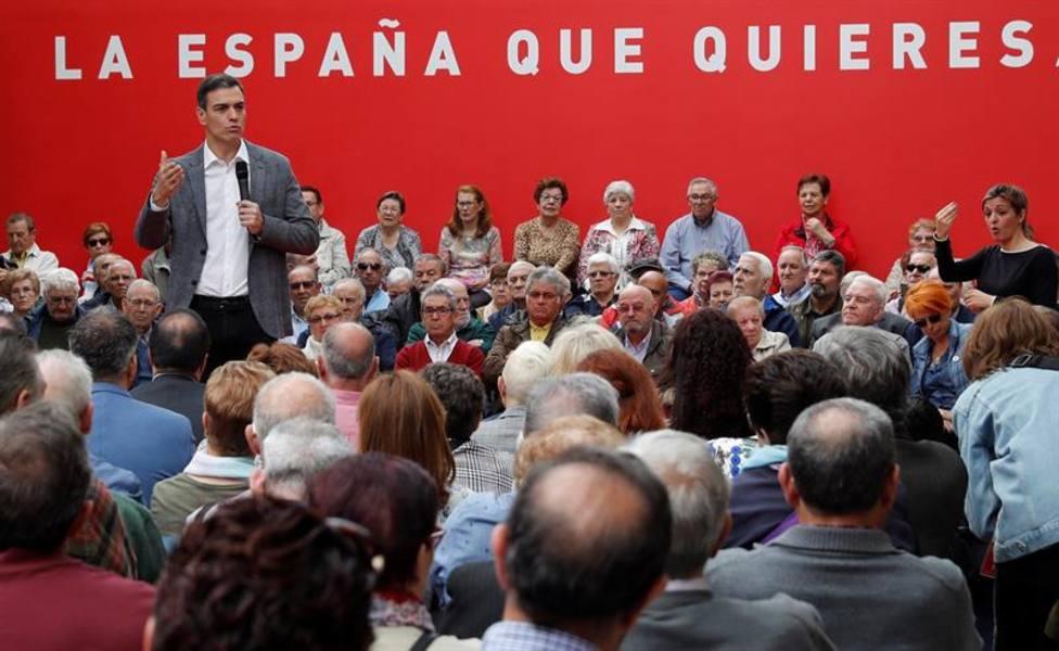 Sánchez promete más autogobierno para Cataluña y rechaza un 155 permanente