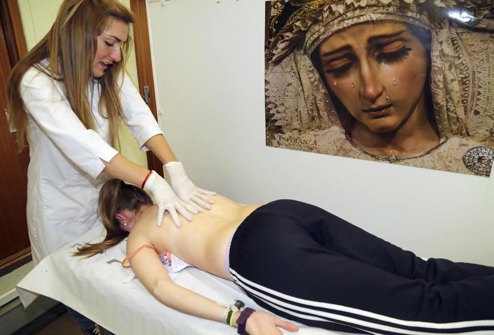 Consejos para costaleros contra las lesiones en Semana Santa