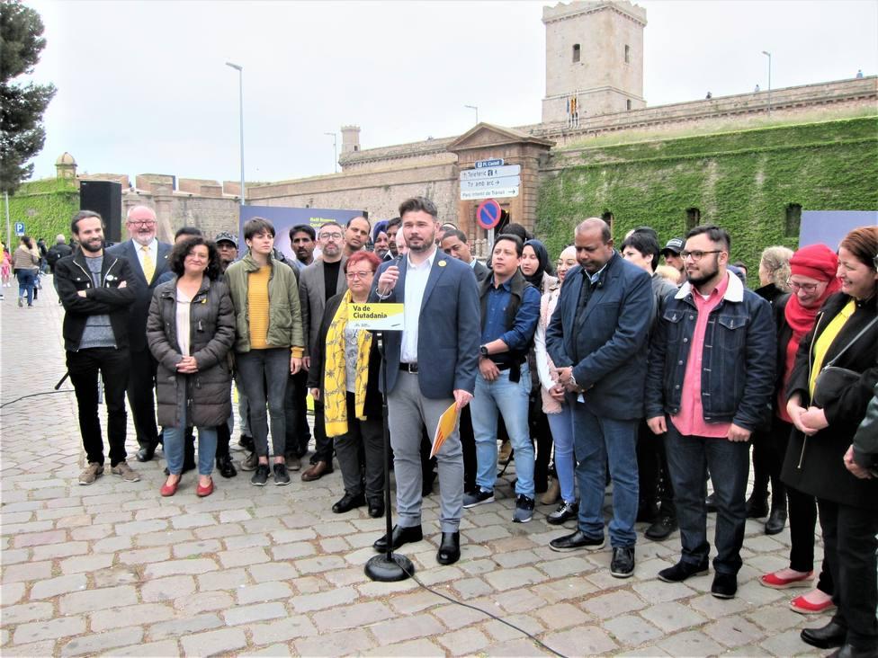 ERC hará campaña este jueves en las cárceles de Lledoners, Mas dEnric y Puig de les Basses