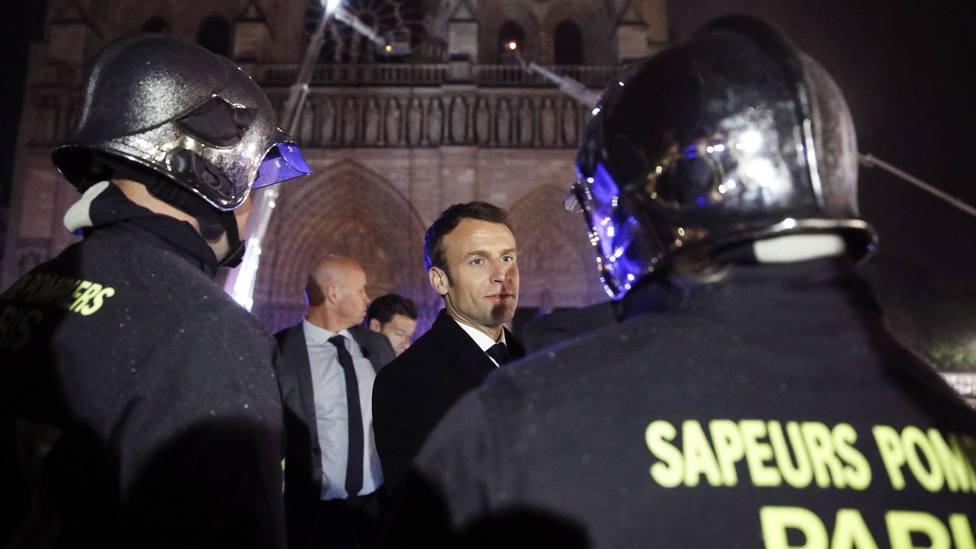 Macron nombra un representante especial a cargo de la reconstrucción de Notre Dame