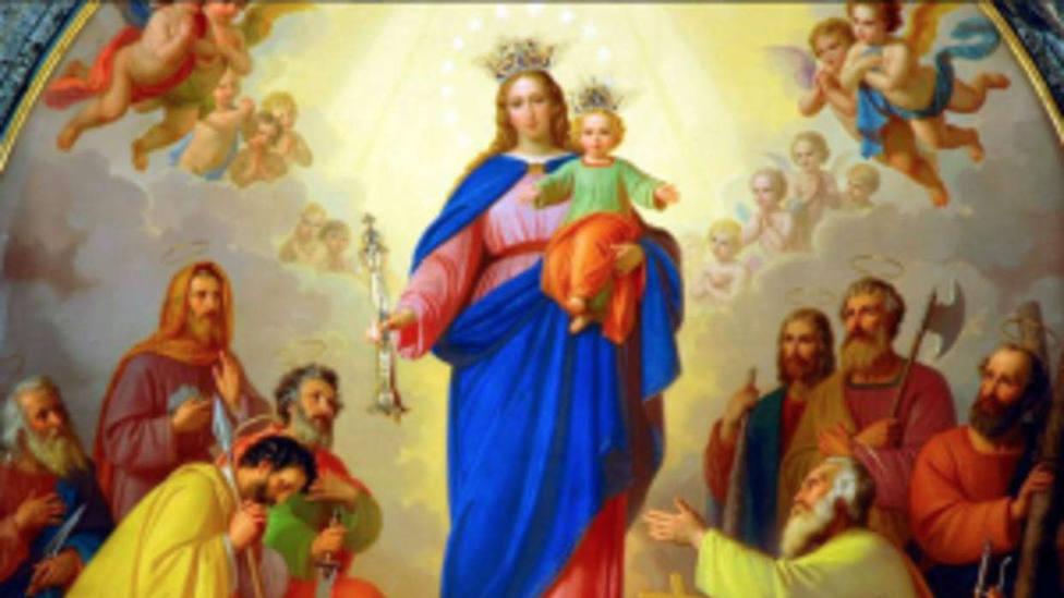 María Auxiliadora, una advocación mariana especial para los salesianos | Salesianos.es