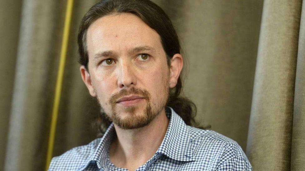 La imagen que ha dejado hundido y derrotado a Iglesias tras el batacazo de Podemos