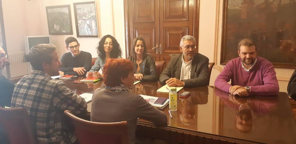 PSdeG y BNG avanzan para cerrar el pacto de gobierno en Lugo antes del sábado