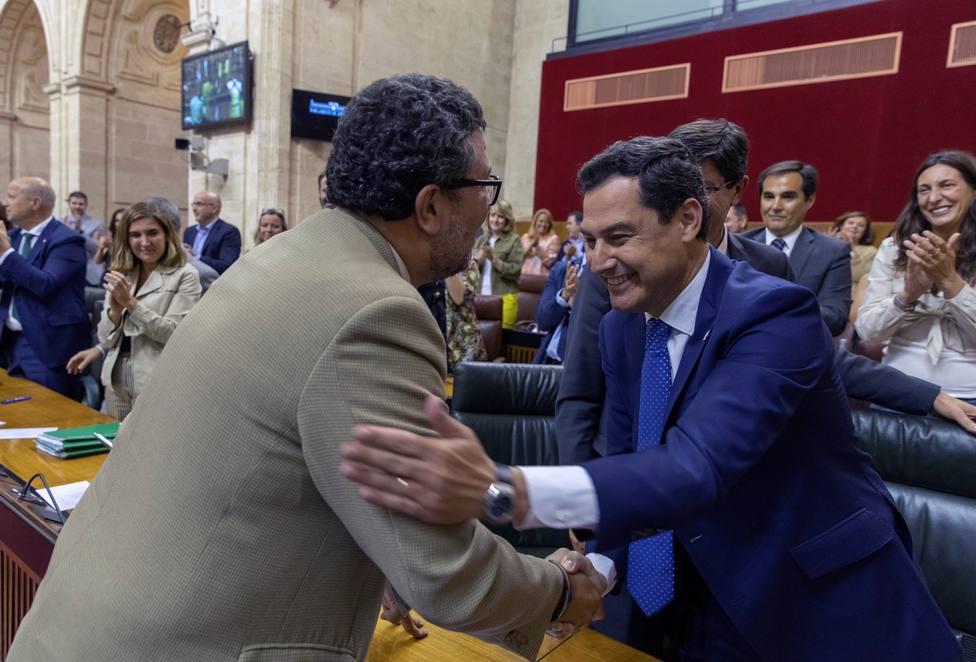 El pacto con Vox en Andalucía recorta en 600.000 euros la atención a los inmigrantes