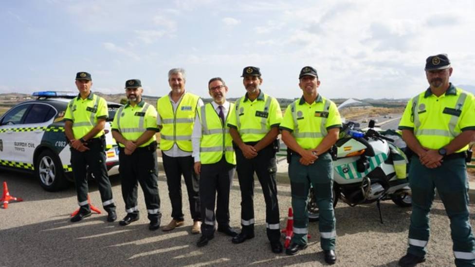 Tráfico pondrá en marcha campaña de control y vigilancia de la velocidad del 12 al 18 de agosto
