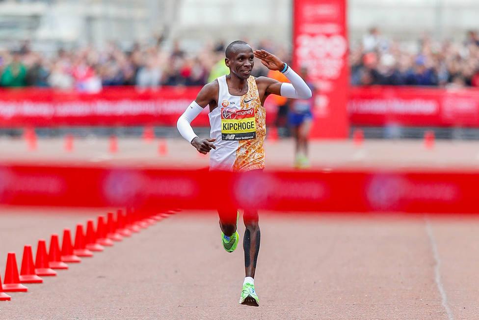 Kipchoge, convencido de que bajará de las dos horas en maratón: Estoy mejor preparado mentalmente
