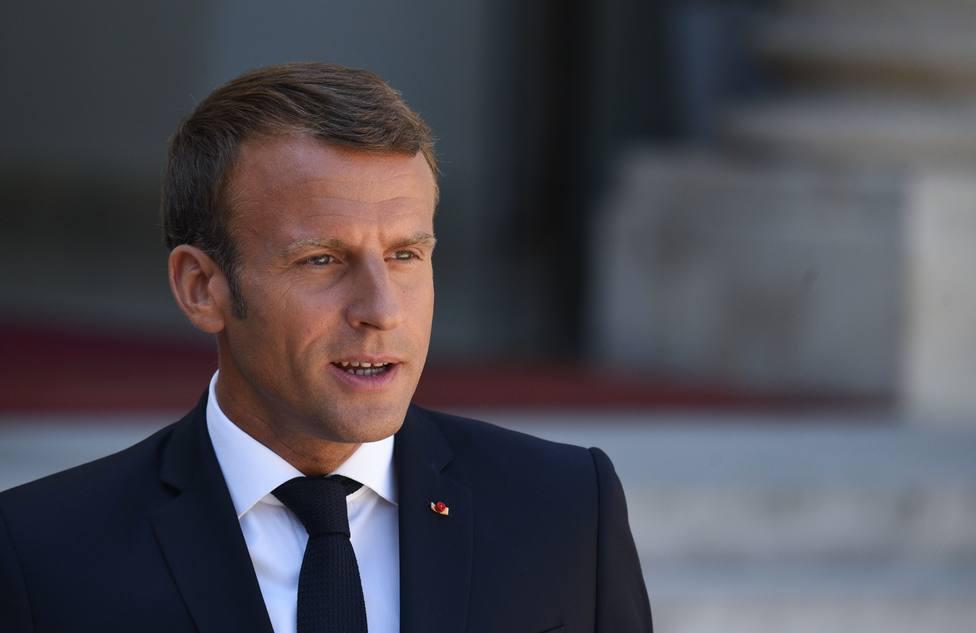 Francia acusa a Bolsonaro de mentir en materia climática