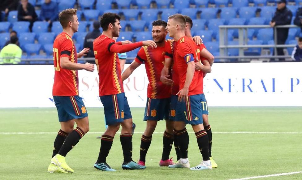 Previa del España - Montenegro